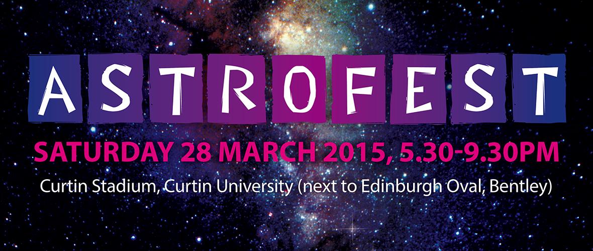 Astrofest 2015 Website Banner (AGWA)