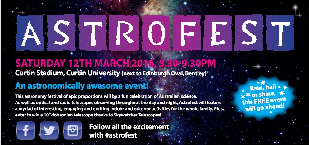 Astrofest 2016